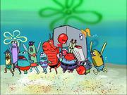 Larry in Bubble Buddy-9