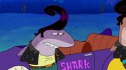 Shark Lightning in Sharks vs. Pods8
