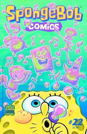 SpongeBobComicsNo22