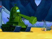 Plankton's Tank