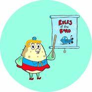 Mrs. Puff 1