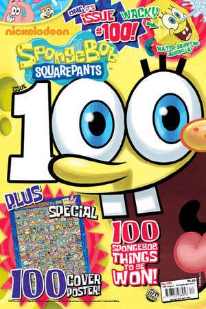 SpongeBobSquarePantsMagazine100