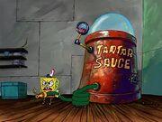 Tartarsauce Imitation Krabs