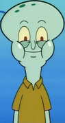 Squidward Normal