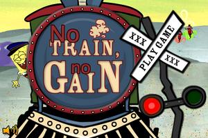 No Train, No Gain
