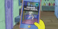 122 Conch Street/gallery/SpongeBob Checks His Snapper Chat