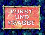 148a. Kunst und Krabbe