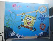 SpongeBob Wall Photo