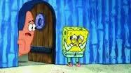 Patrick you smeel ao bas