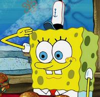 SpongeBob (Mr. Plankton)
