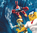 The SpongeBob Movie: Sponge Out of Water (soundtrack)