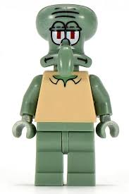LEGO SQUIDWARD
