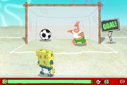 SpongeBob's Soccer Shoutout - Goal!