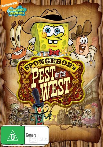 File:SpongeBob's Pest of the West Australian DVD.jpeg