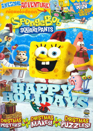 SpongeBobSquarePantsMagazine134