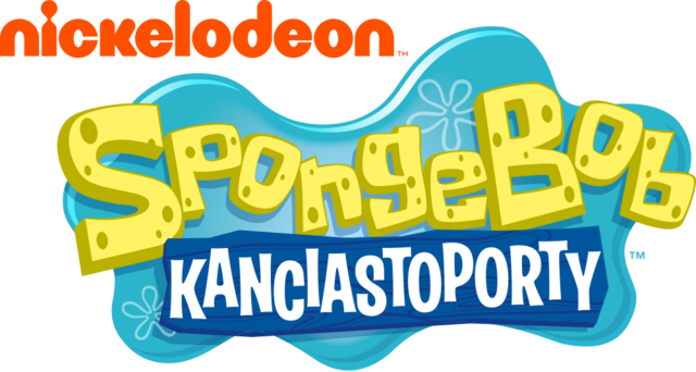 File:SpongeBob Polish logo.png