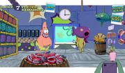 Spongebob Squarepants Plankton's Krusty Bottom Weekly! Palace of Pranks