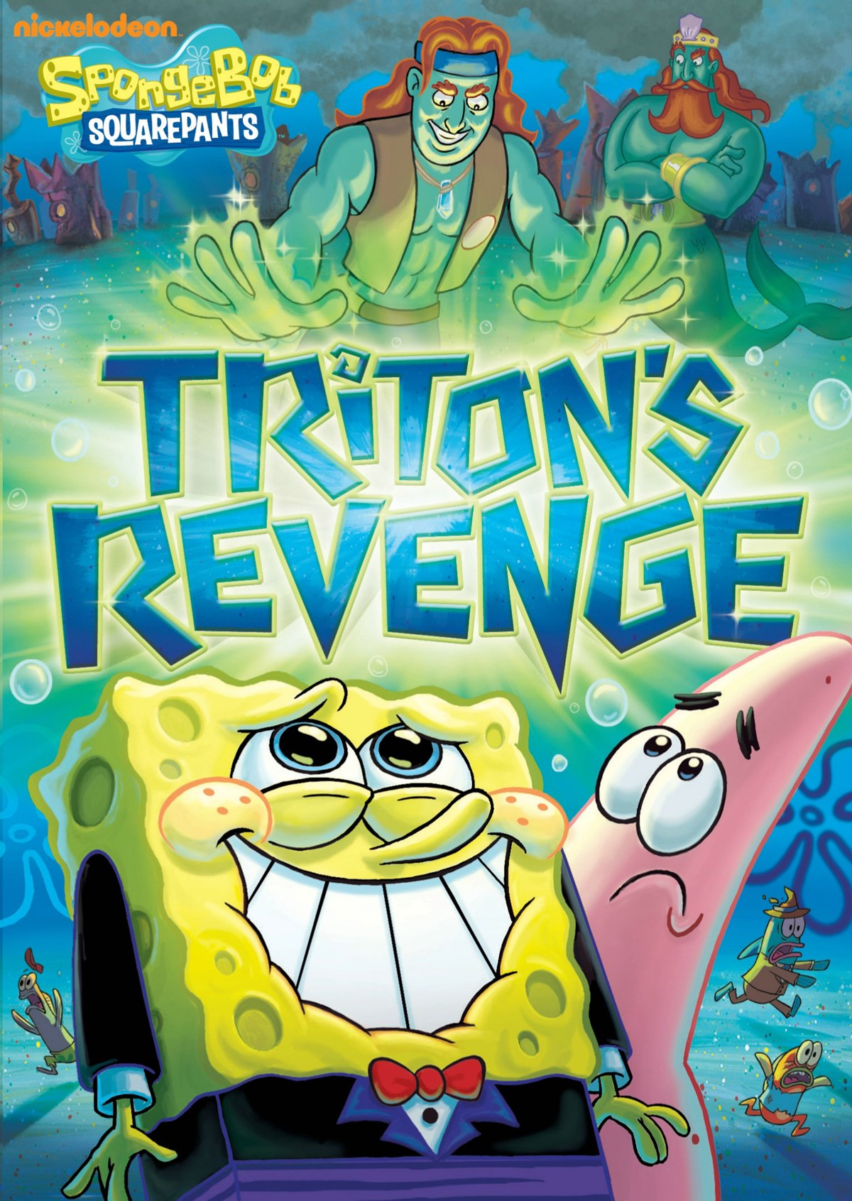 triton u0027s revenge encyclopedia spongebobia fandom powered by wikia