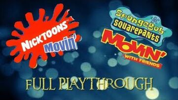 Nicktoons Movin - FULL PLAYTHROUGH
