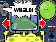 SpongeBob's Bumper Subs - Whale!