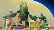 Planton robot