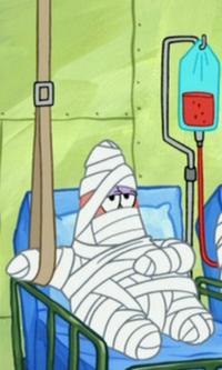 Bandaged Patrick3