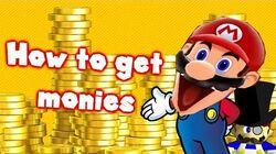 SM64 Guides How to get dem coins