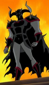 Hades's armor