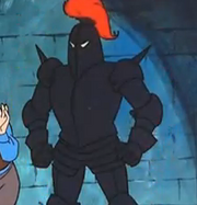 Black Knight (Scared a Lot in Camelot)