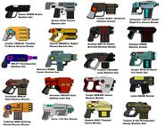 AUU Machine Gun Gallery