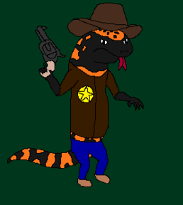 Sheriff Garrot