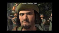 Shrek Robin Hood Song Fight Scene
