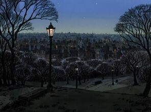 City of the Twilight Bark