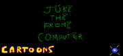SpongeBob Juk of the From Computer