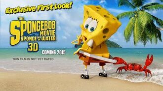 The SpongeBob Movie- Sponge Out of Water - Official Trailer (2015)