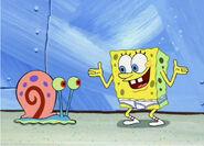 Gary sponge bob
