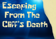 Escaping The Cliff's Death