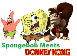 Meets Donkey Kong