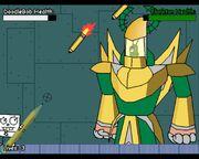 Doodlebob Plankton Boss