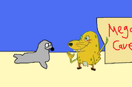 Seal Barking Practice