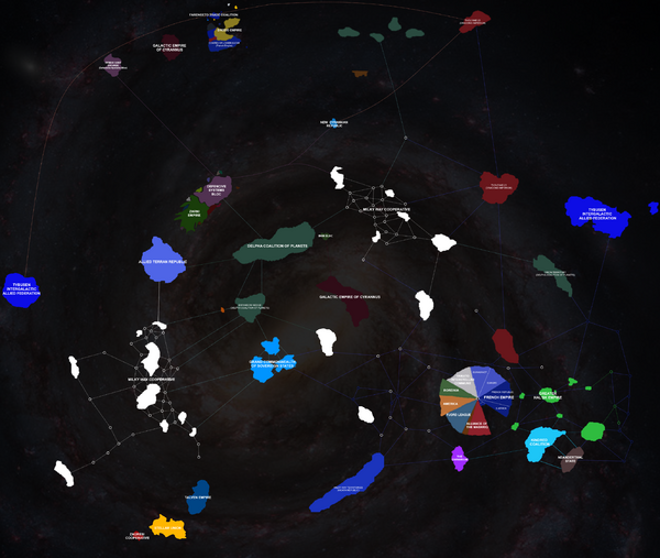 Milky Way map 5