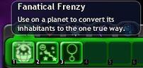 Fanatical Frenzy Icon