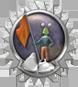 Conqueror badge