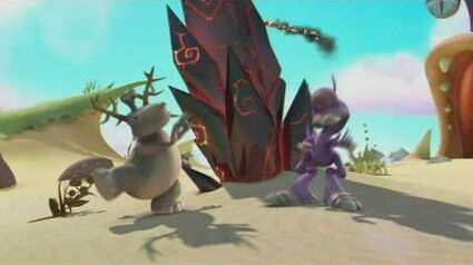 Spore Hero Intro Cinematic