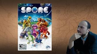 """Gaming History Spore """"No Man's Sky before it was cool"""""""