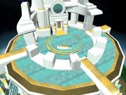 White Citadel Coliseum
