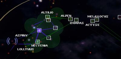 Bradas Cluster