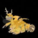 Douradossauro Onívoro