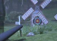 Archery windmills