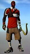 Outfit jackson bronze archery
